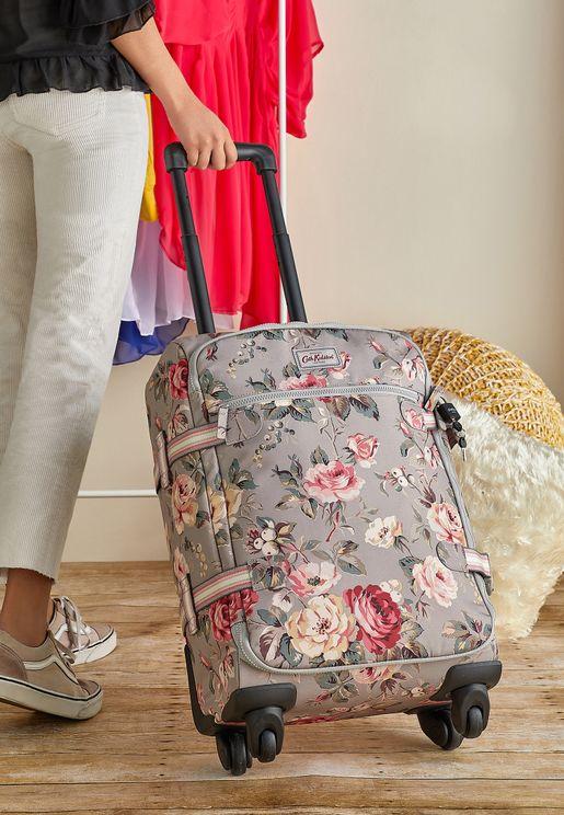 Four Wheel Cabin Suitcase