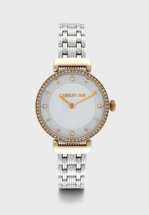 Maira Analog Watch