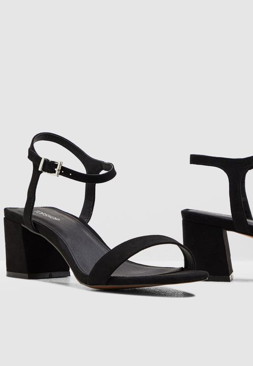 Dallas Square Sandal