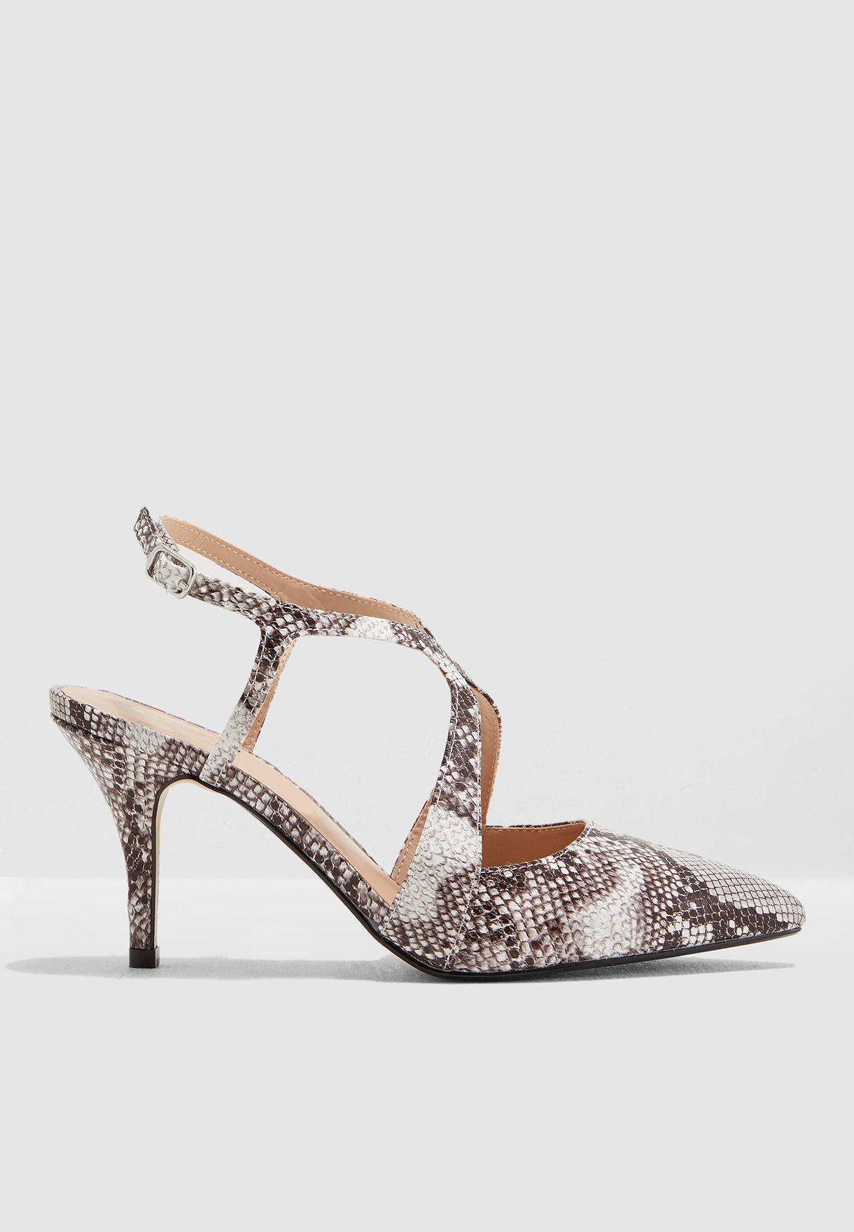 498fce25e6b Shop Dorothy Perkins prints Enigma Court Shoe 19201517 for Women in ...
