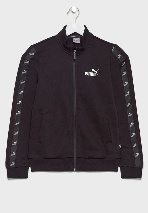 Kids Amplified Track Jacket