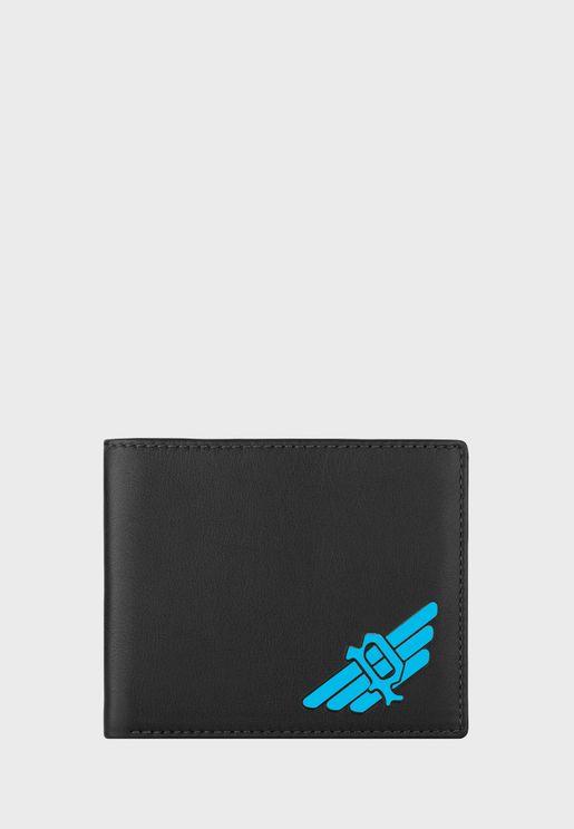 Logo Engraved Wallet