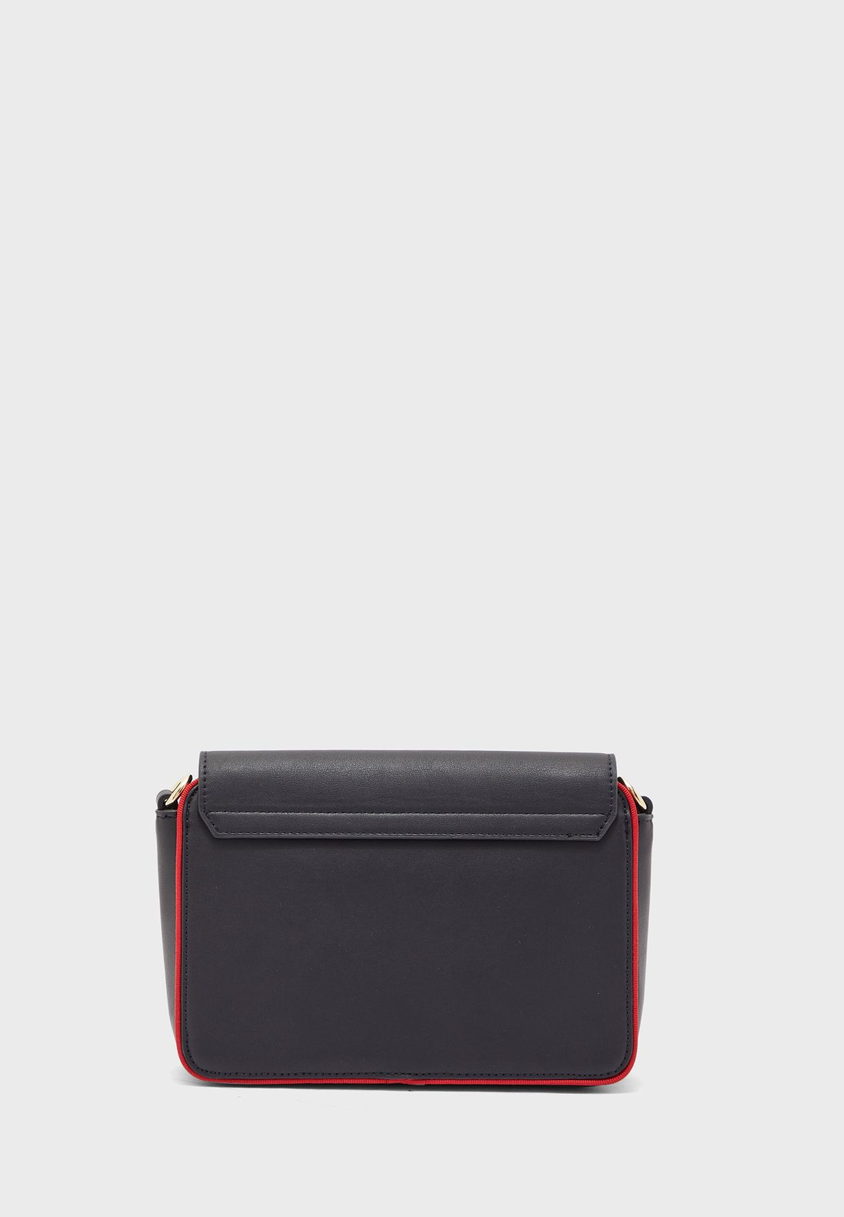 City Flap Over Crossbody