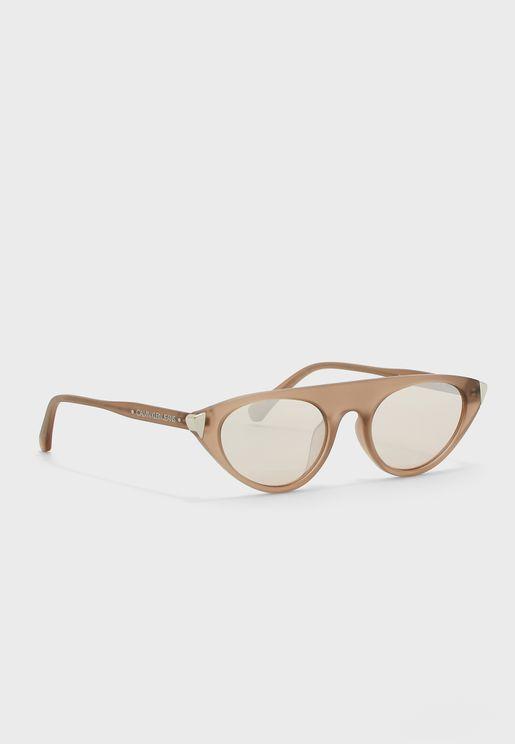 CKJ20503S Cat Eye Sunglasses