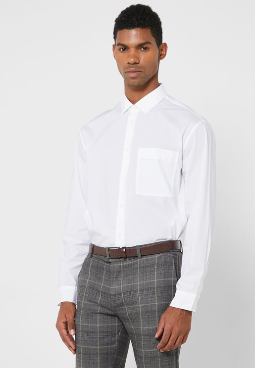 Essential Relaxed Fit Shirt