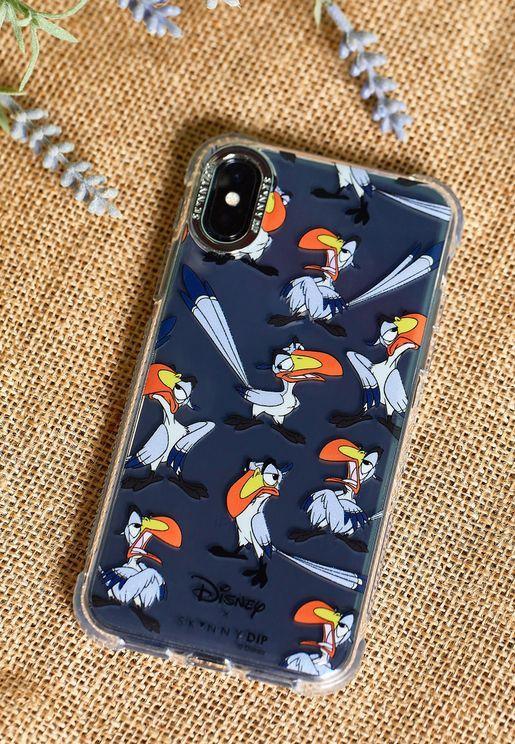 غطاء هاتف آيفون X و XS من مجموعة ديزني