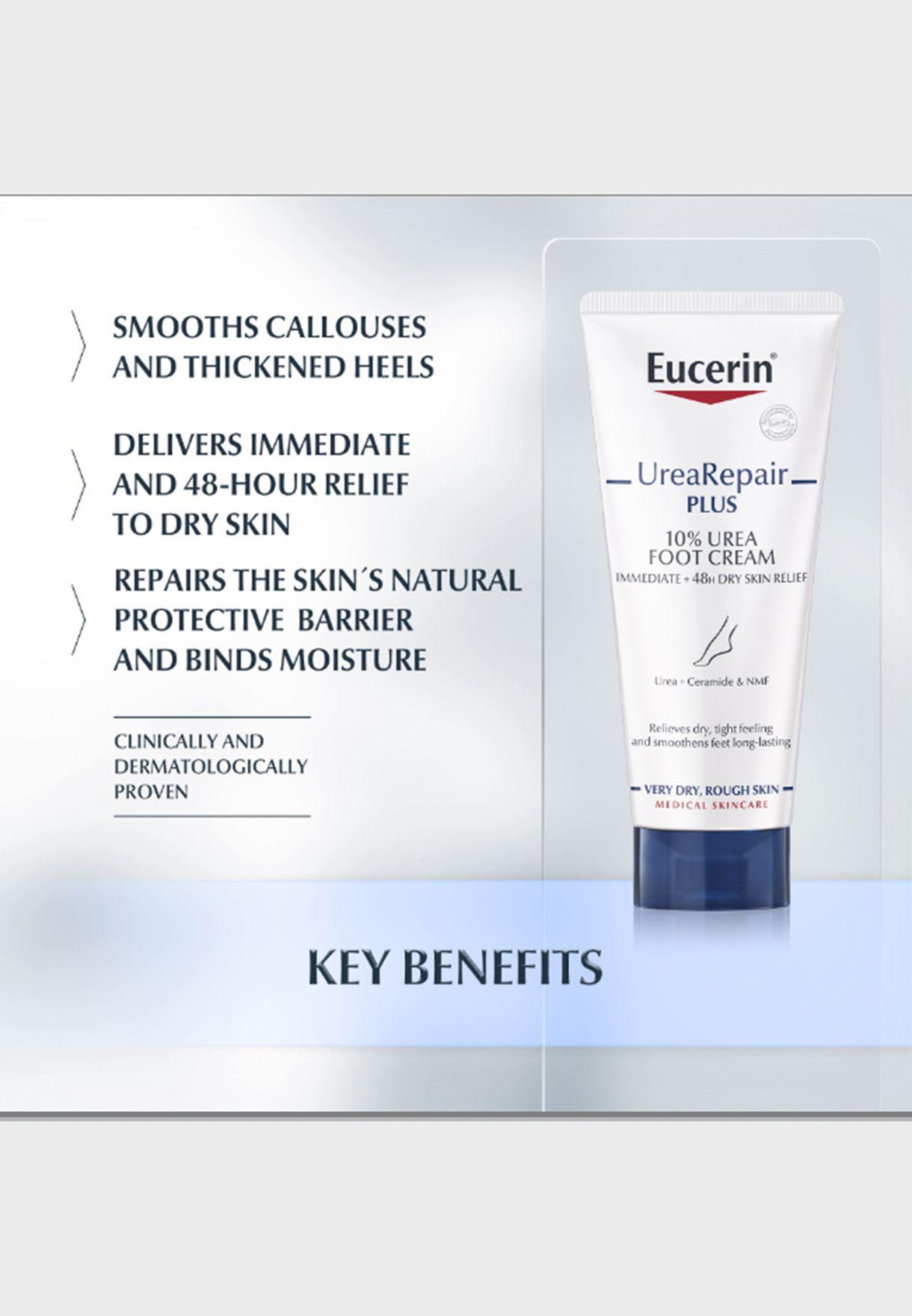 Eucerin Urea Repair Plus 10% Urea Foot Cream 100ml
