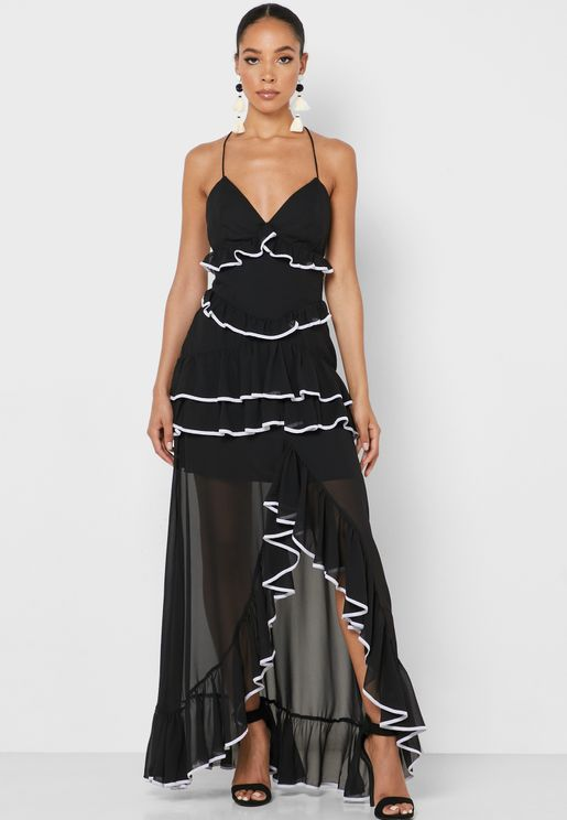فستان انيق