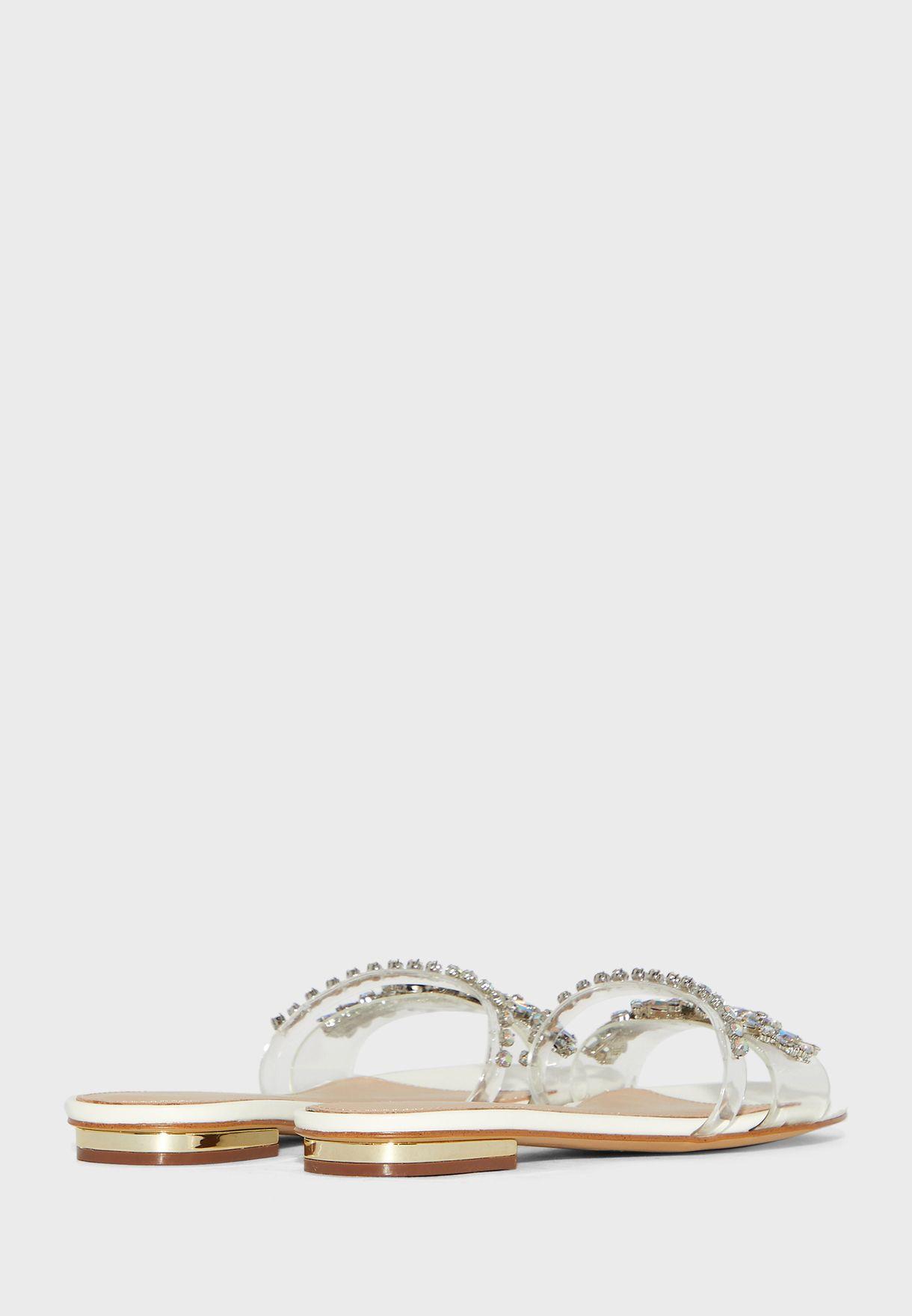Malanda Flat Sandal
