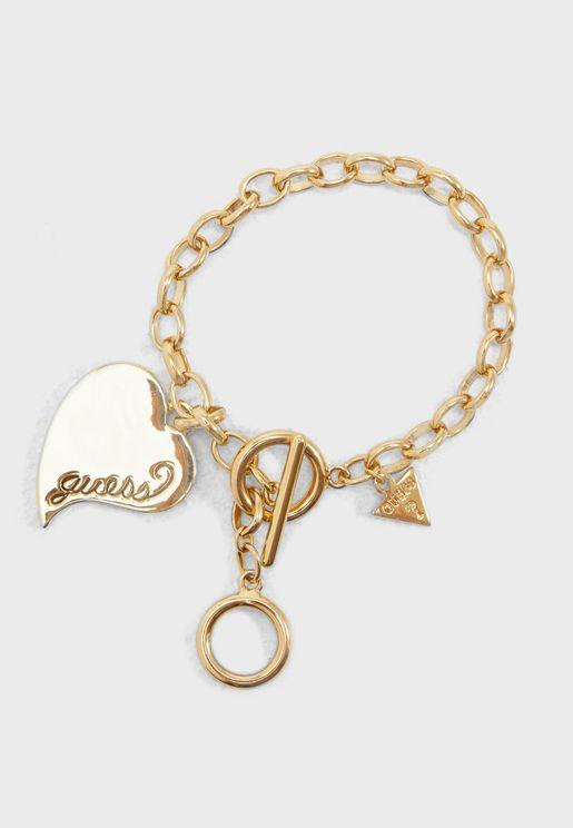 Heart Bracelet Gift Box