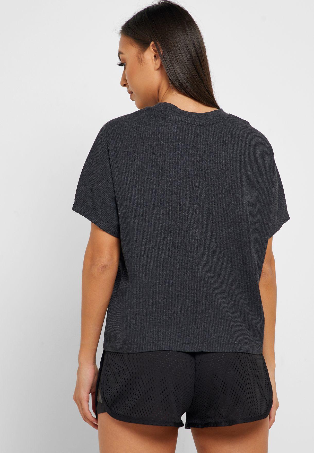Training Essential Ribbed T-Shirt