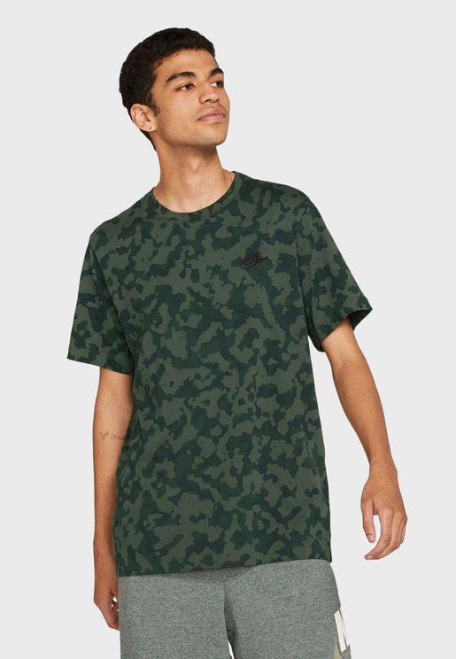 NSW Club AOP Hook T-Shirt