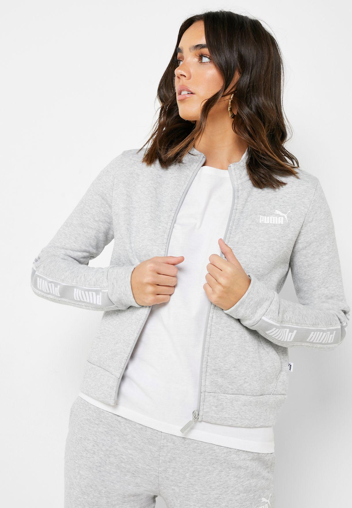 Amplified Fleece Track Jacket