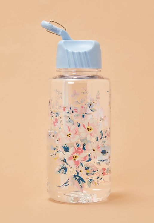 Floral  Bottle 1L