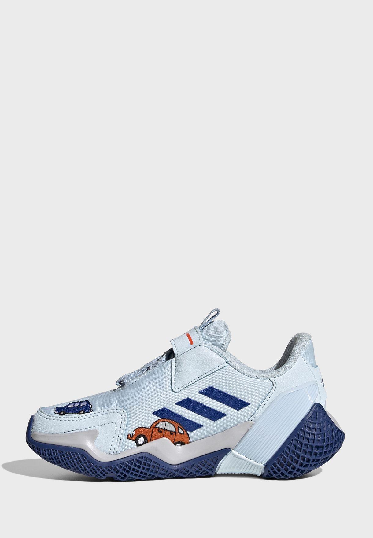 حذاء كاجوال بشريط فلكرو