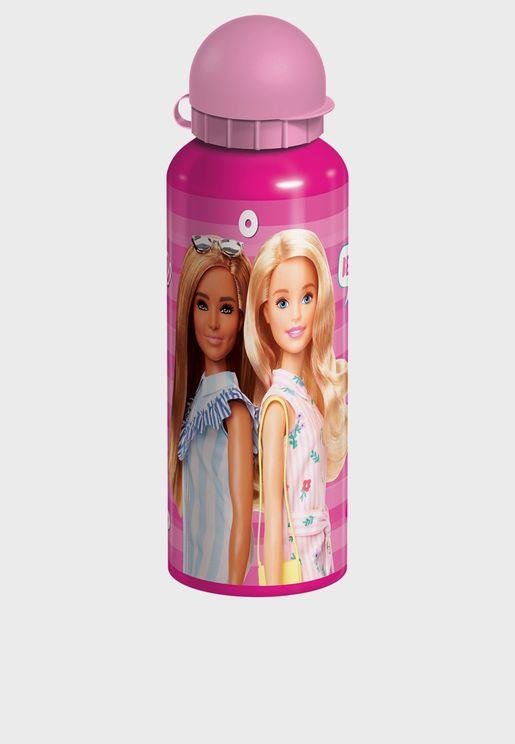 Barbie Metal Water Bottle