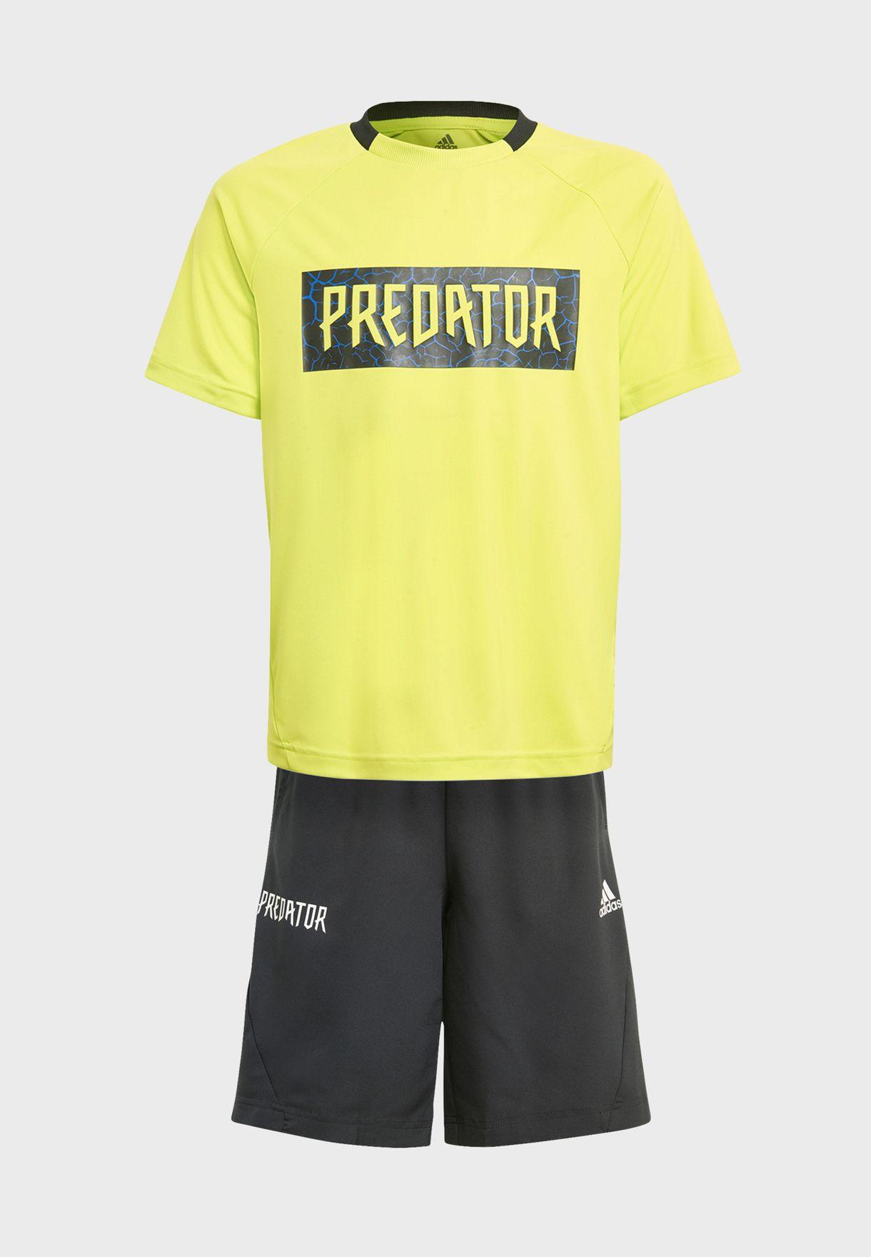 Youth Predator Aero Ready Set