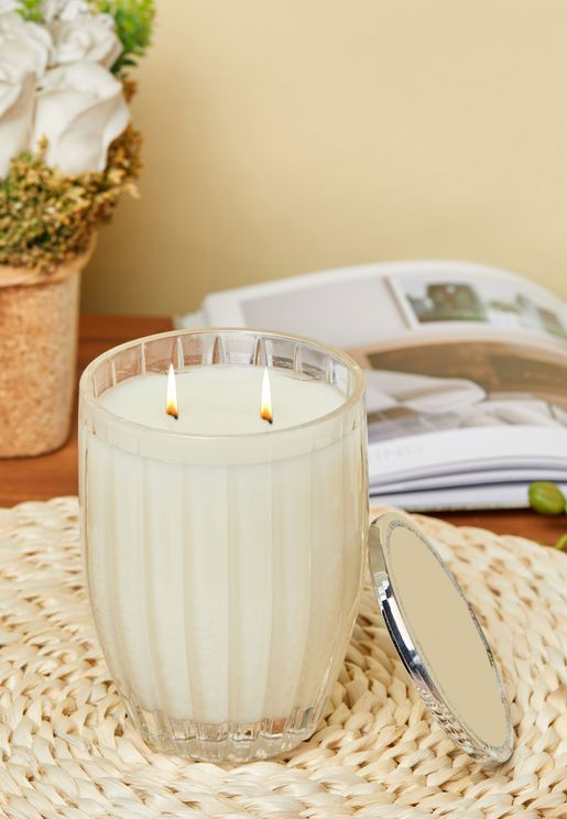 Crushed Pine & Clove Candle 350g