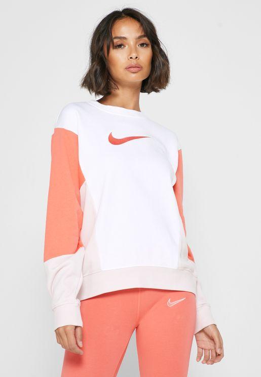 NSW Colour Block Sweatshirt