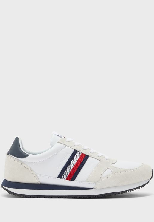 Runner Lo Stripe Sneaker