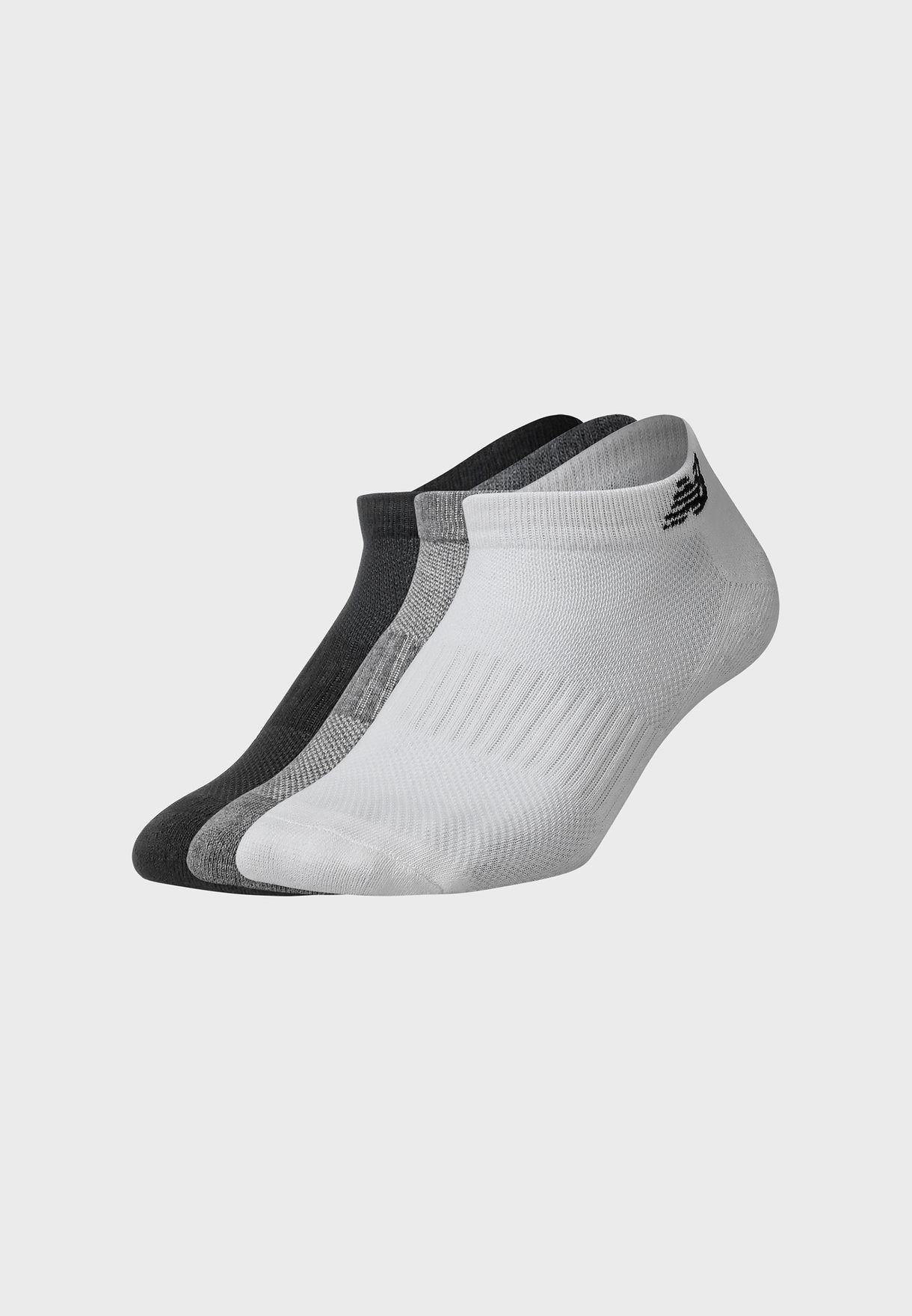 3 Pack Response Ankle Socks