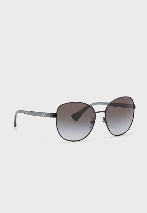 نظارة شمسية كبيرة 0RA4131