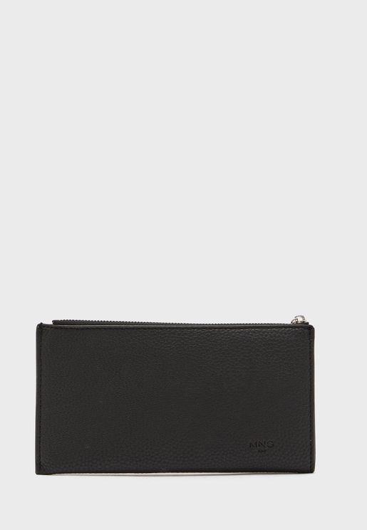 Office Pebbled Wallet