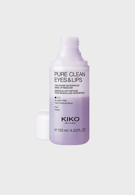 Pure Clean Eyes & Lips Remover
