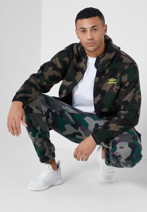 Terrain Fleece Jacket