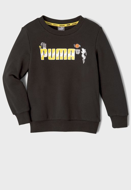 Youth Peanuts Sweatshirt