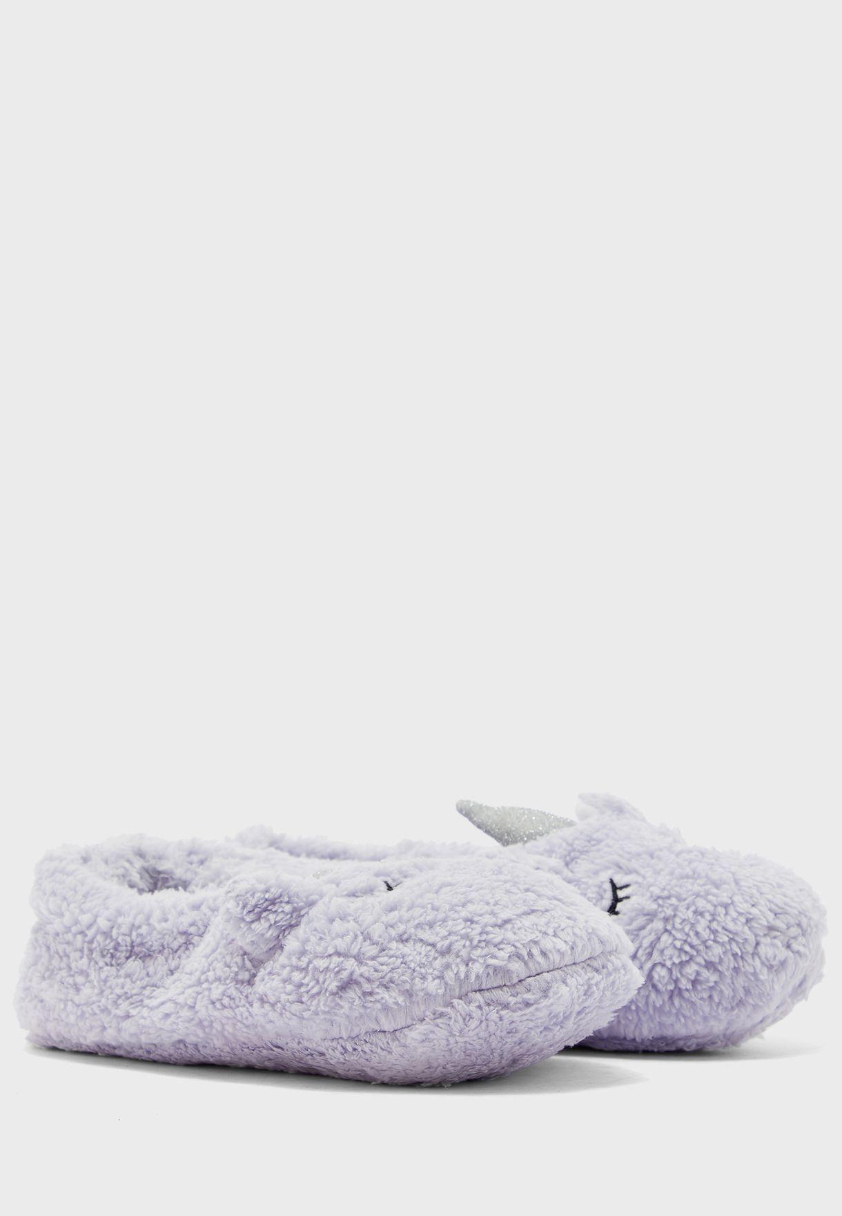 Unicorn Slipper Socks