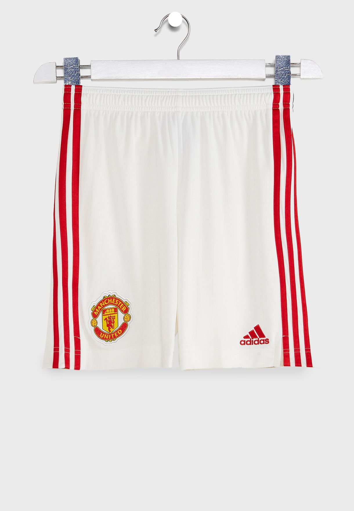 Youth Manchester United Home Shorts
