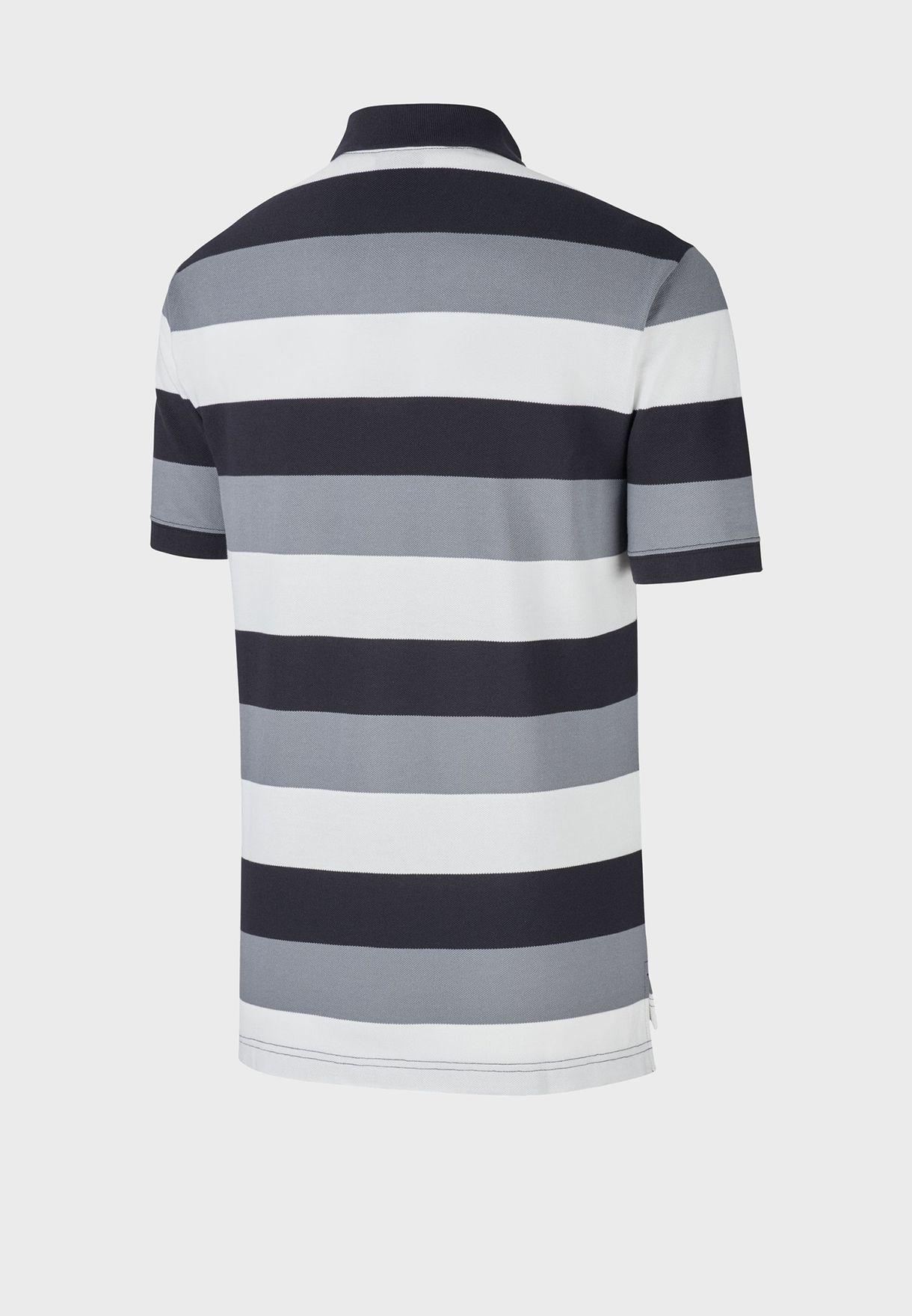 NSW Matchup Stripe Polo
