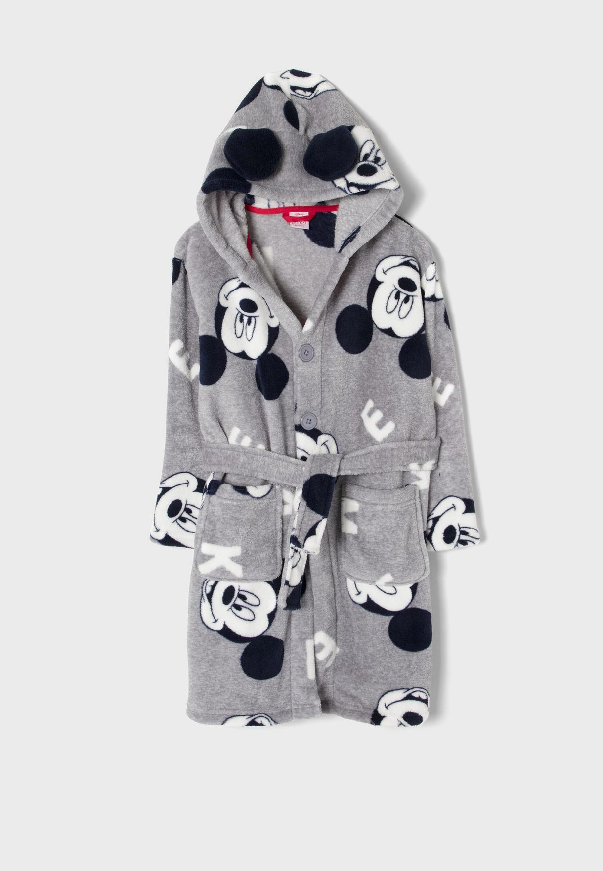 Kids Mickey Mouse Robe