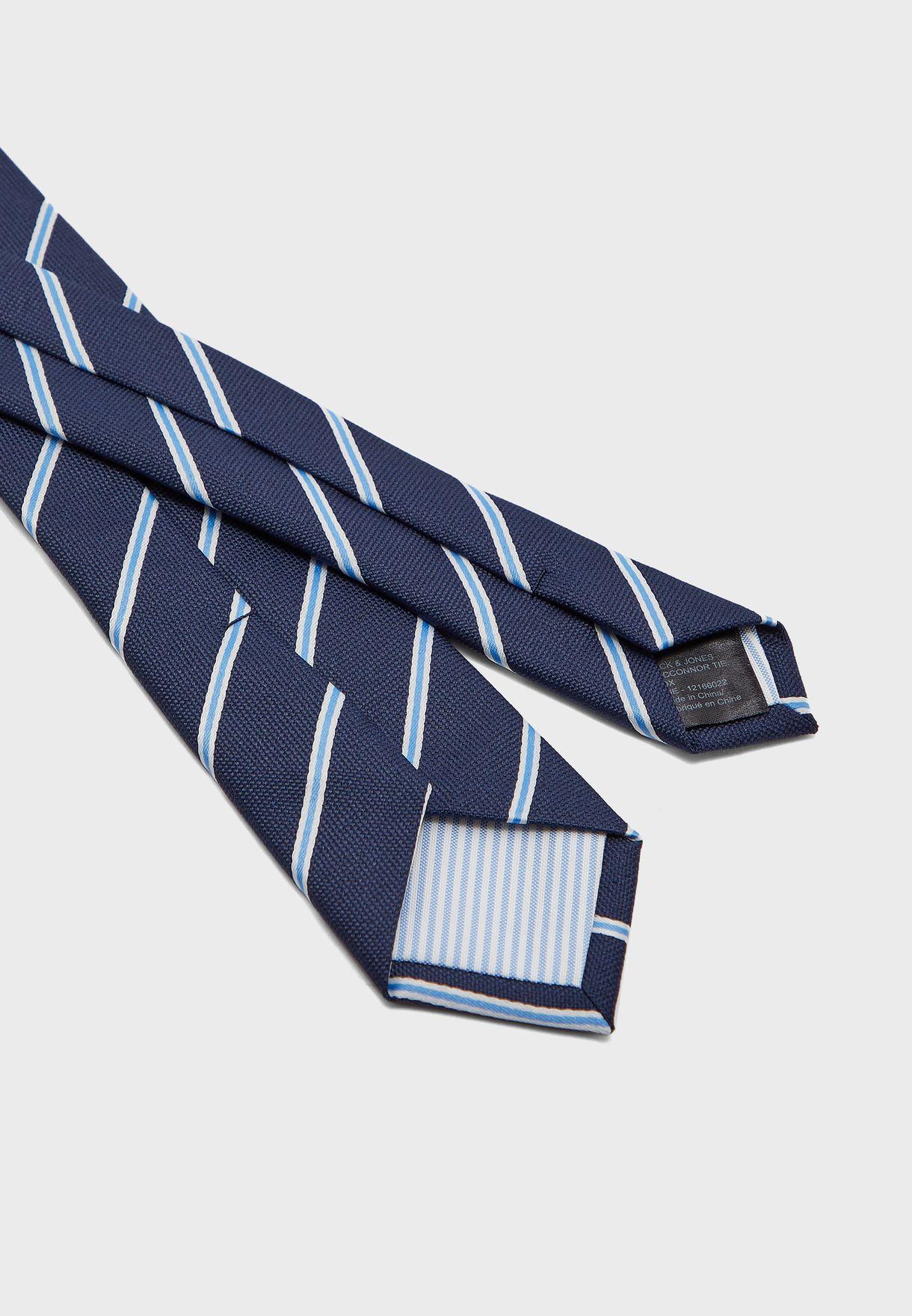 Connor Striped Tie
