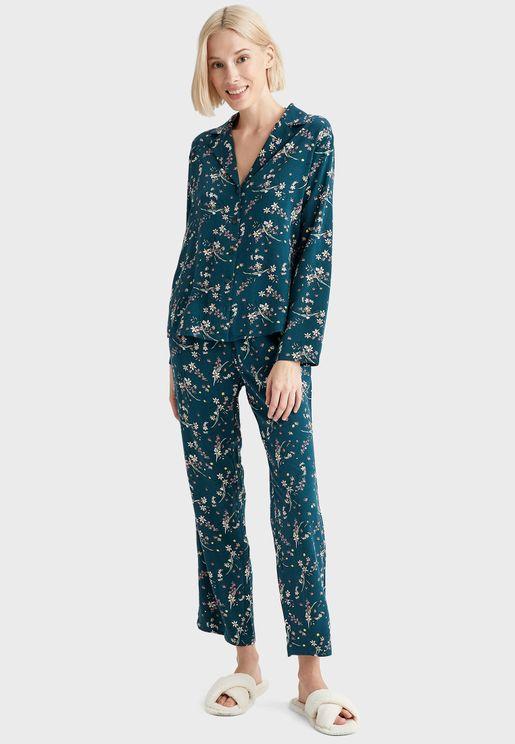 Printed Pyjama Pant