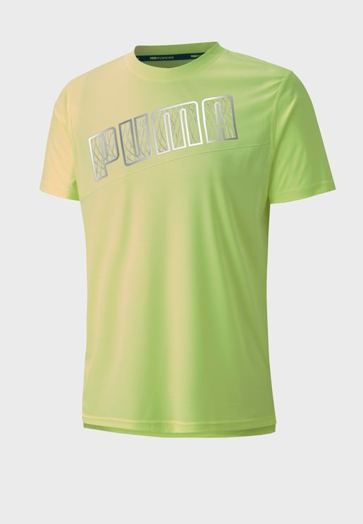 Run Logo T-Shirt