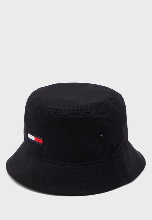 Logo Flag Bucket Hat