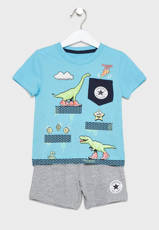 Infant Pocket Set