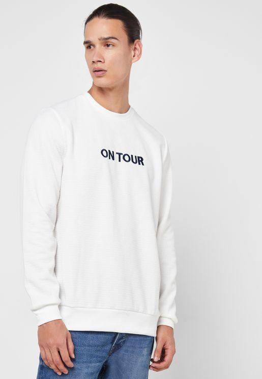 On Tour Sweatshirt