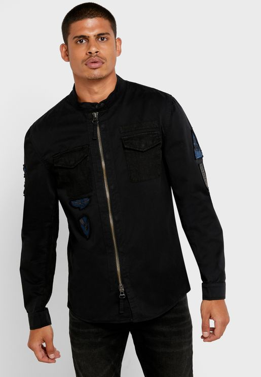 Rodes Flight Jacket