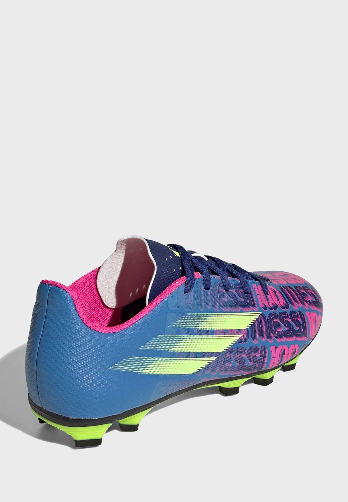 حذاء يوث X سبيد فلو ميسي 4