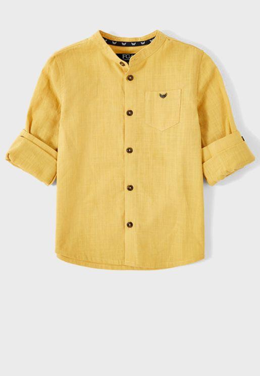 Kids Calais Shirt