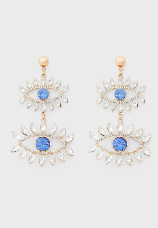 Keralian Drop Earrings