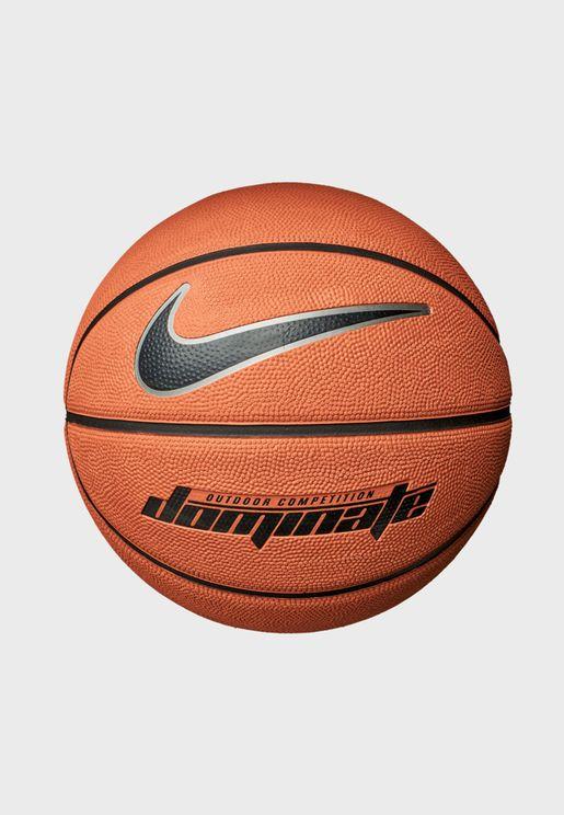 Dominate 8P Basketball
