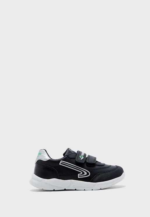Kids Low Top Sneaker