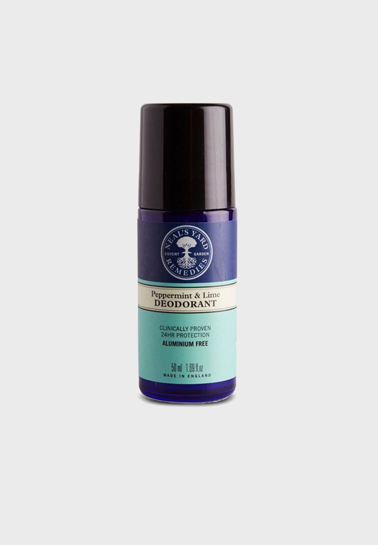 Roll On Deodorant Peppermint & Lime 50ml