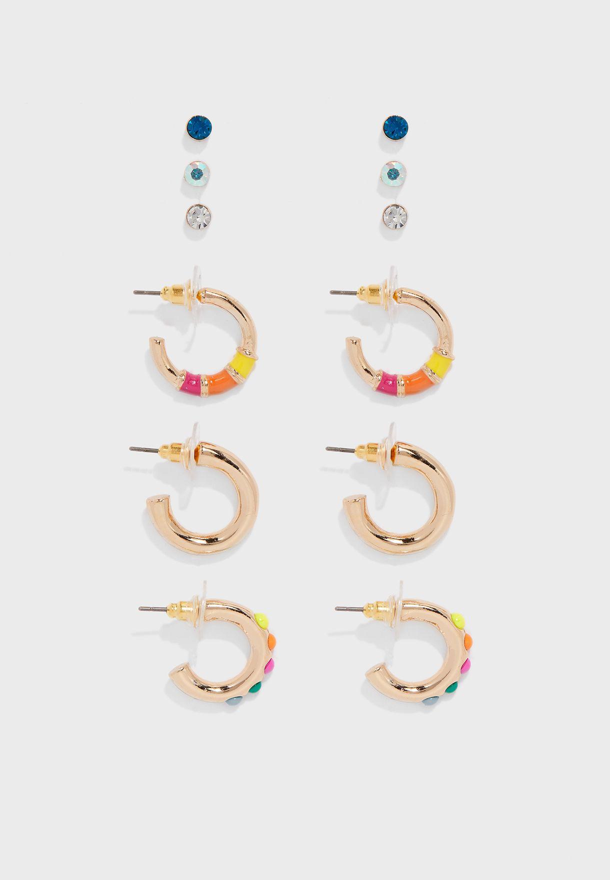 Multipack Jaora Earrings