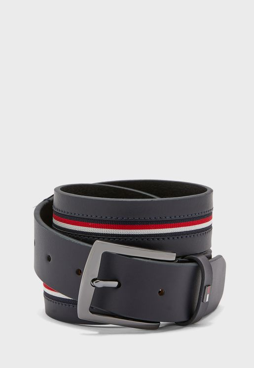 Denton Webbing Inlay Belt