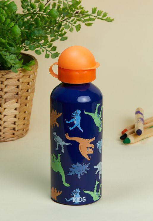 Dino Water Bottle